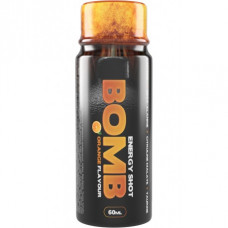BOMB shot 60ml / Treeningeelne booster