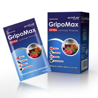 ActivLab Pharma GripoMax EXTRA 10x10g / Vitaminiseeritud tee