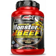 Amix Anabolic Monster BEEF 90% Protein 1000g / Lihavalgu isolaat