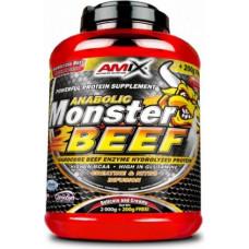 Amix  Anabolic monster beef 90 protein 2200g / Lihavalgu isolaat