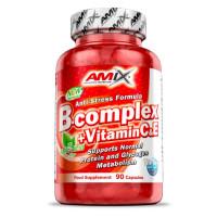 Amix B-Complex + Vitamin C & E 90tabs