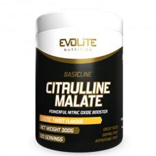 Evolite Citrulline Malate 300g / Tsitrulliinmalaat