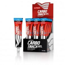CarboSnack Gel + caffeine 50g tube (blue raspberry)