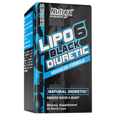 Lipo 6 Black Duretic 80caps /  Diureetikum Lipo 6 BLACK