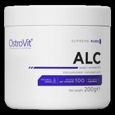 ALC Acetyl L-Carnitine 200g / Atsetüül L-karnitiin