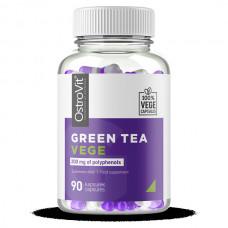 Green Tea VEGE 90 vcaps / Rohelise tee ekstrakt