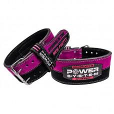Belt Strong Femme pink / Naitse jõusaalivöö