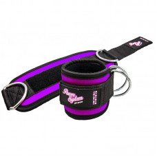 Ankle Straps Gym Babe Purple / Pahkluu rihmad