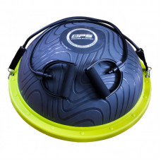 Balance Trainer Zone Green / Bosu pall käepidemetega