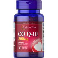Puritan's Pride Q-SORB™ Co Q10 200mg 60softgels