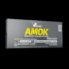Amok 60caps / Treeningeelne booster