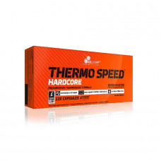 Olimp Thermo Speed HARDCORE 120caps / Rasvapõletaja
