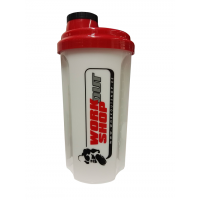 Workout shop Shaker 700ml / Šeiker